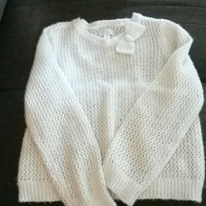 Children place sweater size 10/12